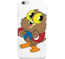 OWL JOLSON 2 iPhone Case/Skin