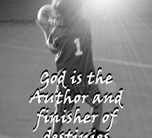 """God is the Author and finisher of destinies"" by Carter L. Shepard by echoesofheaven"