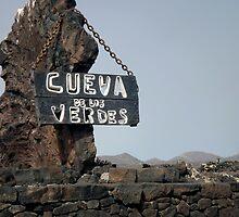 Cueva De Los Verdes by haigemma