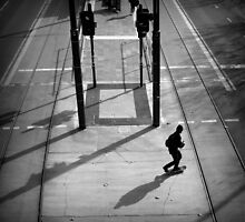 The Skater by Ben Loveday