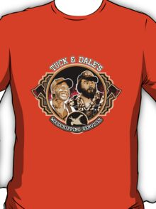 Tuck & Dale's Woodchipping Services T-Shirt