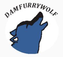 Damfurrywolf's logo shirts^^ by Damfurrywolf