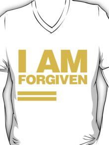 I AM FORGIVEN (ROYAL YELLOW) T-Shirt