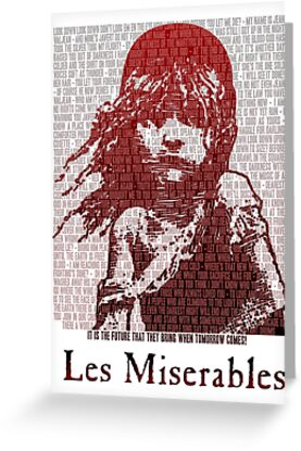 Les Miserables by sha-ron