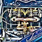 Antique Motor by RoySorenson
