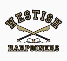 Westish Harpooners Kids Clothes