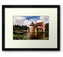 Scotney Castle Framed Print