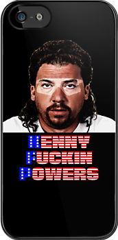 Kenny F**cking Powers - Face by Tim Topping