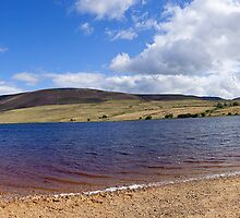 Threipmuir reservoir Edinburgh by mark scott
