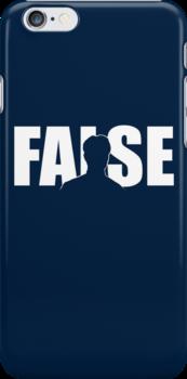 False by Josh Clark