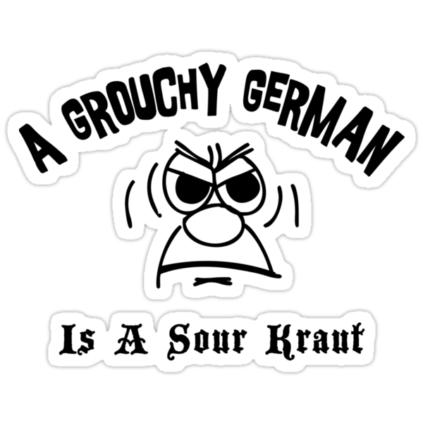 Funny German T-Shirt