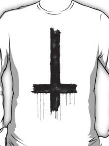 Inverted cross T-Shirt