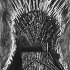 The Iron Throne by maddesperado