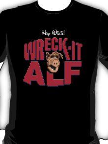 Wreck-It Alf T-Shirt
