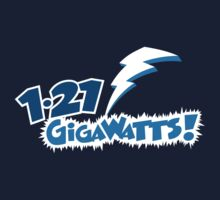 1.21 Gigawatts by SpacetimeSix
