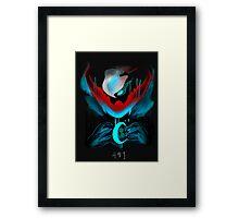 491 Framed Print