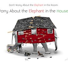 Elephant in the Room. by afromojo