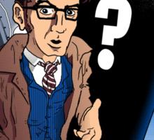 Ood, Where's My TARDIS? Sticker