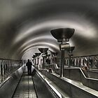 London Underground Station by FC Designs