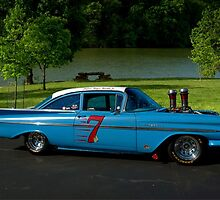 1959 Chevrolet Race Car by TeeMack