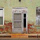 Colored Bricks by Michael  Herrfurth