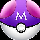 Pokemon Master Ball by HighDesign