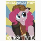 Scumbag Pinkie Pie [ALTERNATE] by RainbowRunner