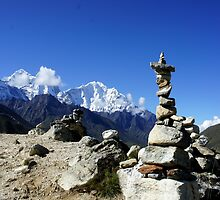 Mighty Himalayas by PerkyBeans