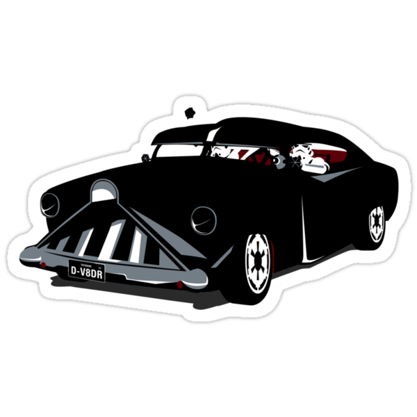 Dark Lowrider by Crocktees