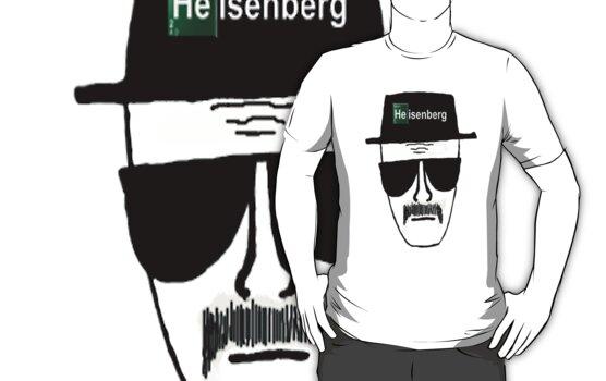 Hiesenberg by Alex Colcheedas