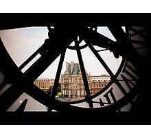 Time warp Photographic Print
