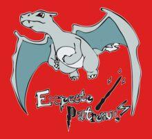Charizard - Expecto Patronum ! v2 Kids Clothes