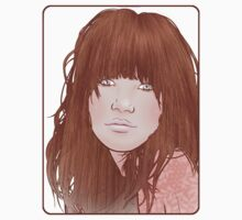 Carly Rae Jepsen Illustration - Original by Freddie Horton
