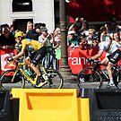 Tour de France 2012 - Wiggo & Cav in Paris by eggnog