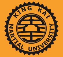 King Kai Martial University iii by karlangas