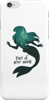 Ariel - Part of your world by MargaHG