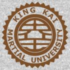 King Kai Martial University v by karlangas