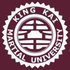 King Kai Martial University vi by karlangas
