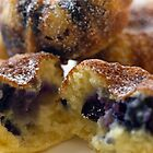 Blueberry Muffins by Lynn Gedeon