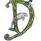 """D"" is for Dolphin by Jewel  Charsley"
