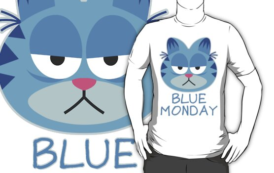 Cheshire POP! - Blue Monday by CheshireGoMad