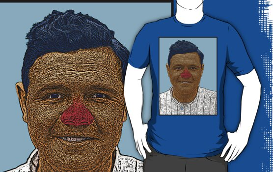 Babe Ruth Culture Cloth Zinc Collection by CultureCloth