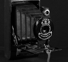 Eastman Kodak Co. Camera by Keiran Bernstein