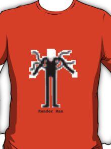 Render Man T-Shirt