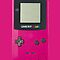 Apple Imprinted Pink Nintendo Gameboy by HighDesign
