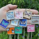 Necklaces  by Trudi Hipworth