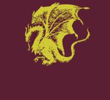 Gold Dragon by ladysekishi