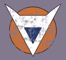 Ginyu force vintage  ( chest crest) by karlangas