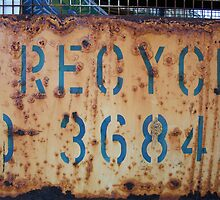 Recycle by Robert Phillips