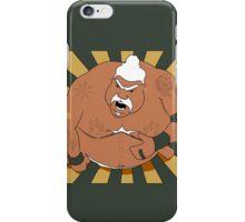 Sumo iPhone Case/Skin